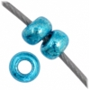 Czech Seedbead 11/0 Blue Metallic Metallic
